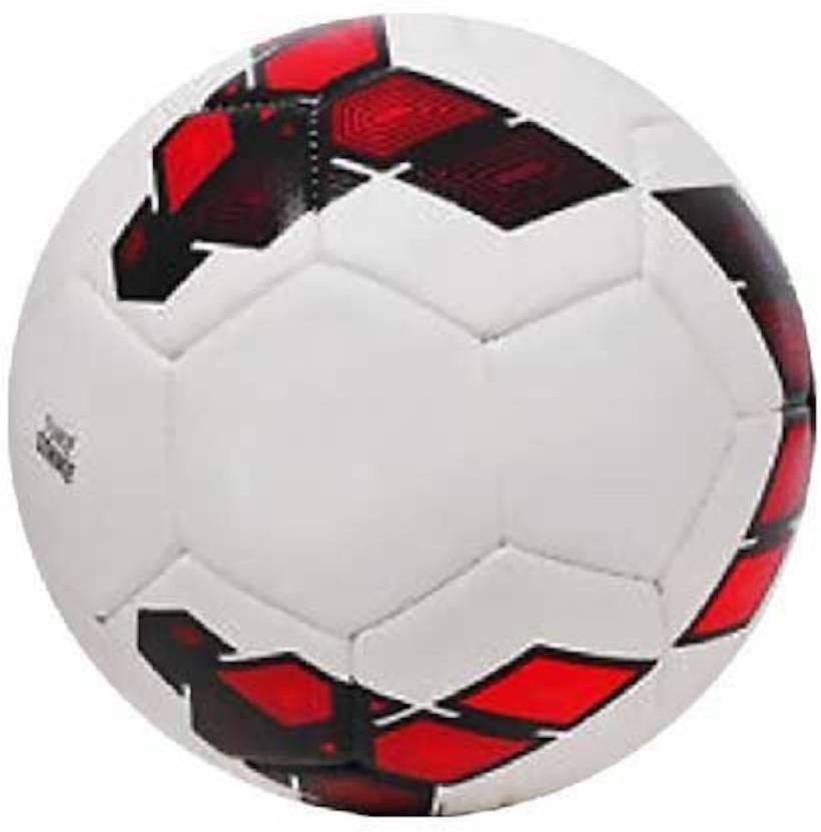 Millets English Premiere League Red Strike Football Football   Size: 5 Pack of 1, Red, White