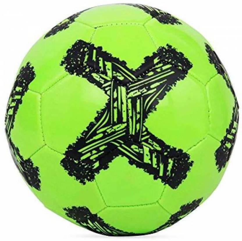 Cosco RIO Football   Size: 3 Pack of 1, Green