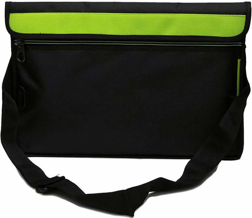 Saco Sleeve for HP Pavilion 11 n032tu x360 11.6 inch Touchscreen Laptop   Green Green, Shock Proof