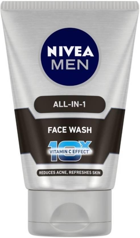 Nivea Men All-In-1 Face Wash (100 g)