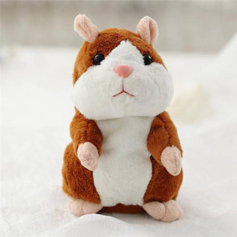 B Plus Mimicry Talking Hamster Pet