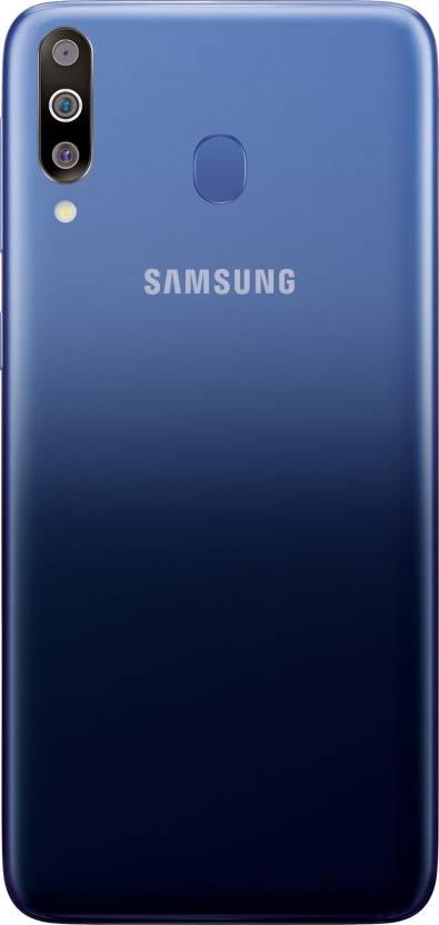 Samsung Galaxy M30 (Gradation Blue, 128 GB)(6 GB RAM)