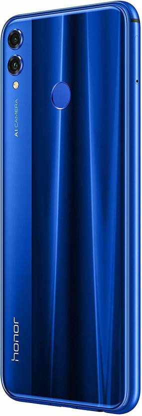 Honor 8X (Blue, 64 GB)(4 GB RAM)