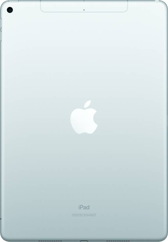 Apple iPad Air 64 GB 10.5 inch with Wi-Fi+4G (Silver)