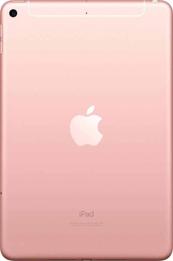 Apple ipad Mini (2019) 256 GB 7.9 inch with Wi-Fi+4G (Gold)