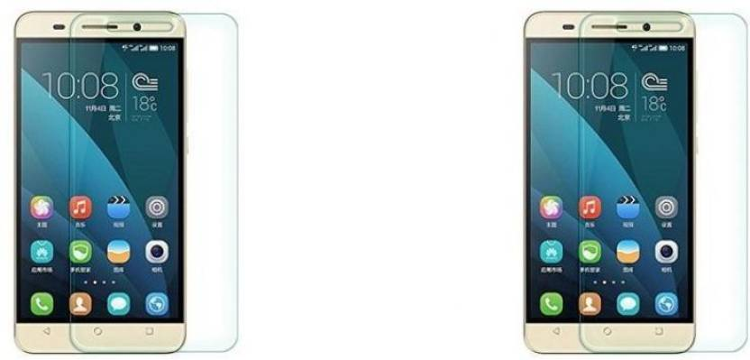 MudShi Tempered Glass Guard for Huawei 4X Pack of 2