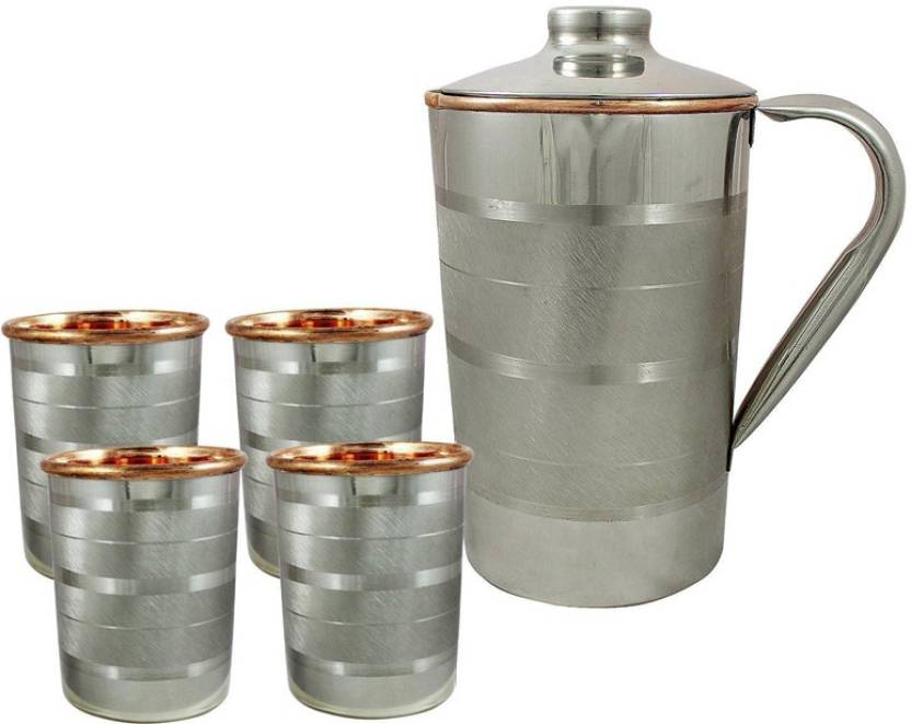 a3d3f218c3 Mayur exports Water Jug Set Price in India - Buy Mayur exports Water ...