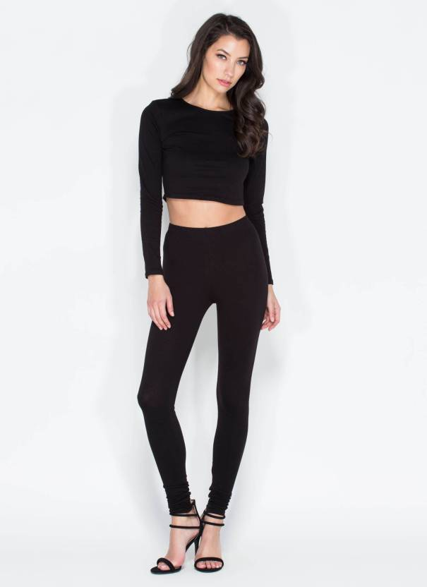dd91d27bc67 Finesse Solid Women s Jumpsuit - Buy Black Finesse Solid Women s Jumpsuit  Online at Best Prices in India