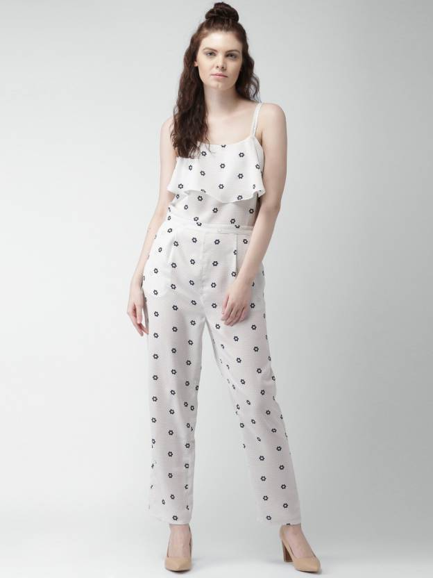 062a9c636d7 Mast   Harbour Printed Women s Jumpsuit - Buy Mast   Harbour Printed  Women s Jumpsuit Online at Best Prices in India