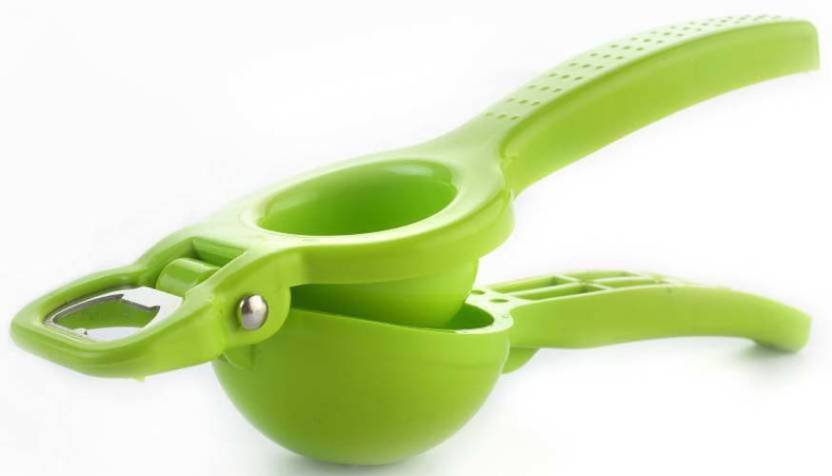 MUCH N MORE Plastic Hand Juicer Green Pack of 1