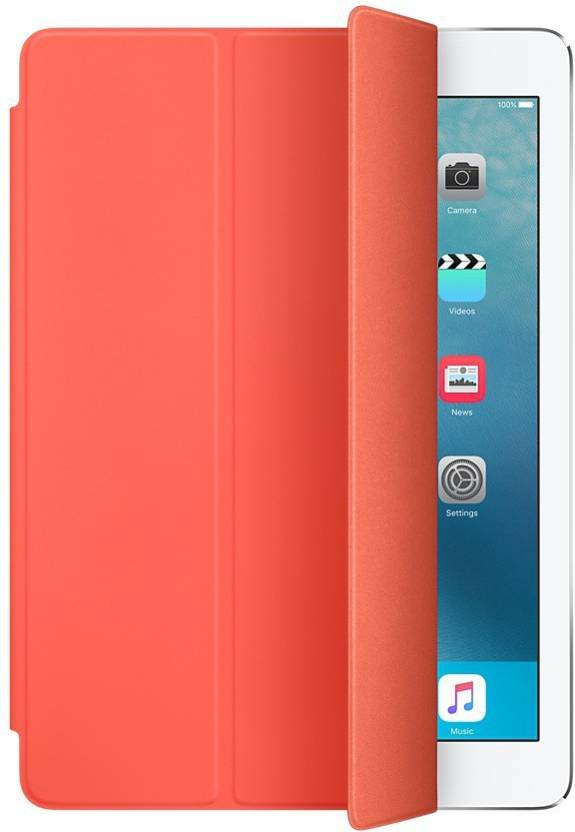 Apple Flip Cover for iPad Pro 9.7 inch  2016  Apricot, Grip Case