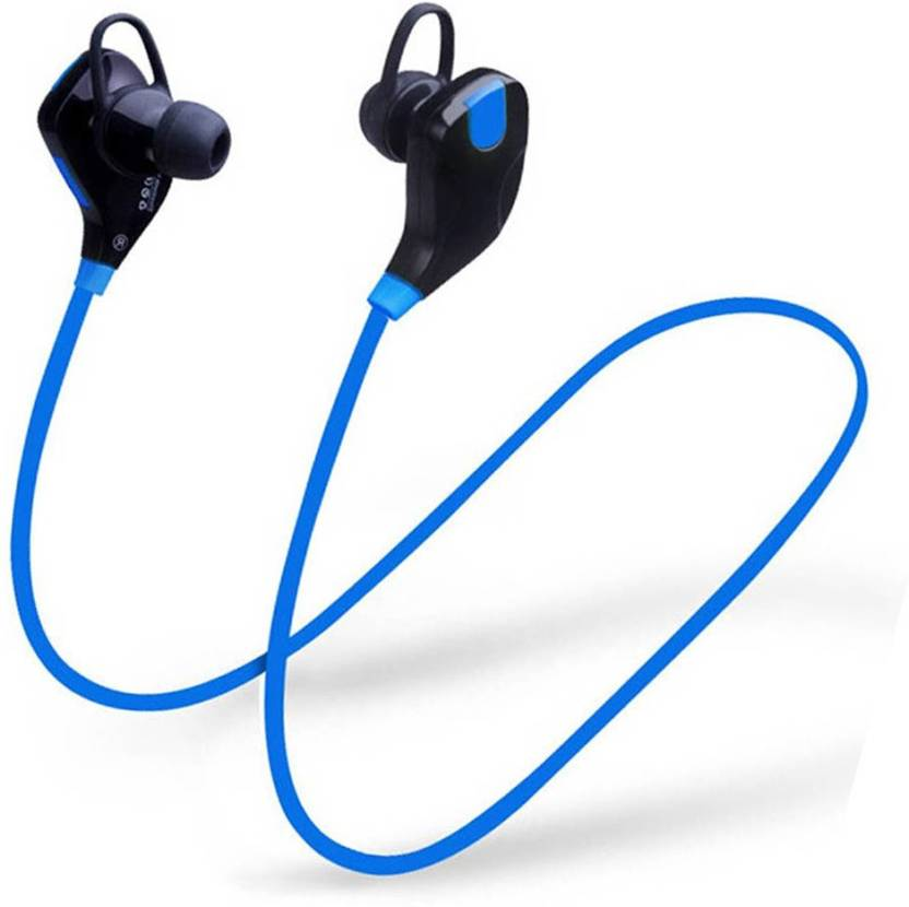 LIFEMUSIC Good quality QY7 Stereo Sport Wireless Earphones Bluetooth Headset with Mic