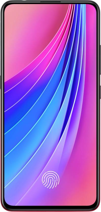 Vivo V15 Pro (Ruby Red, 128 GB)(8 GB RAM)