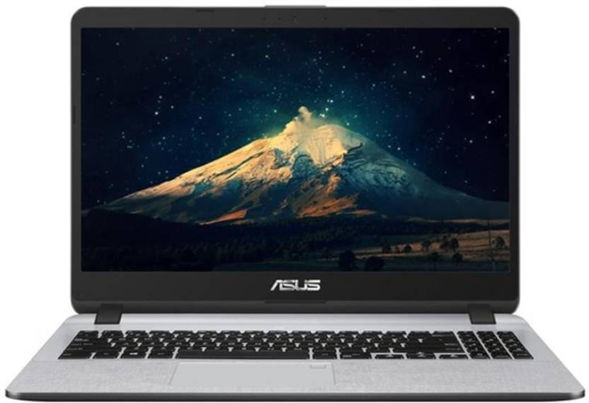 Asus Vivobook Core i3 7th Gen - (4 GB/1 TB HDD/Windows 10 Home) X507UA-EJ836T Thin and Light Laptop(15.6 inch, Light Grey)