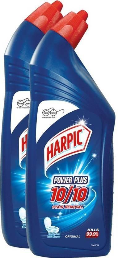 Harpic 10/10 Liquid Toilet Cleaner Original  (500Ml Harpic