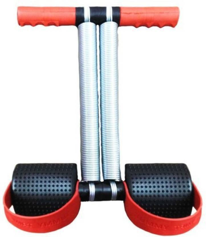 Shopimoz Abs Red Tummy Trimmer Burn Off Calories   Tone Your Muscles Ab Exerciser Multicolor