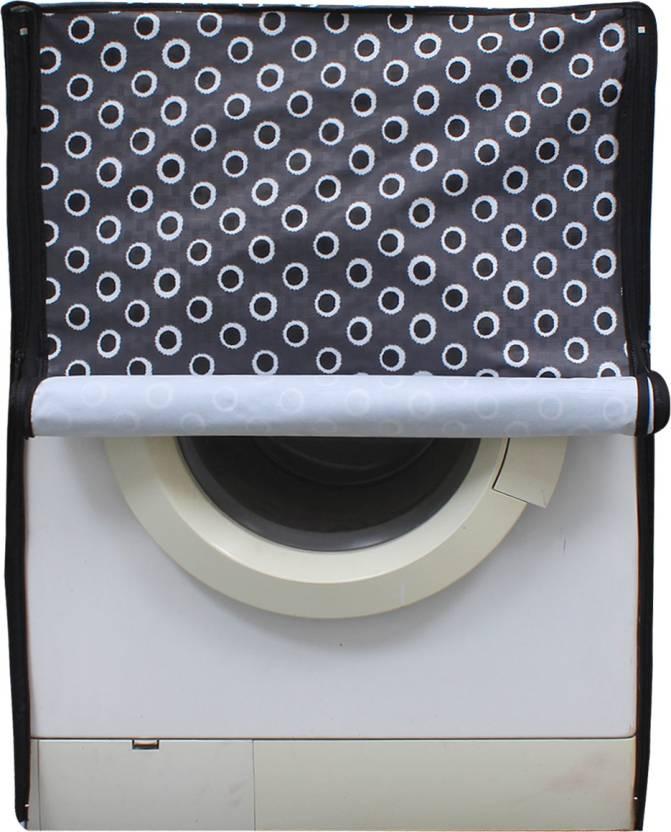 Glassiano Front Loading Washing Machine  Cover Multicolor