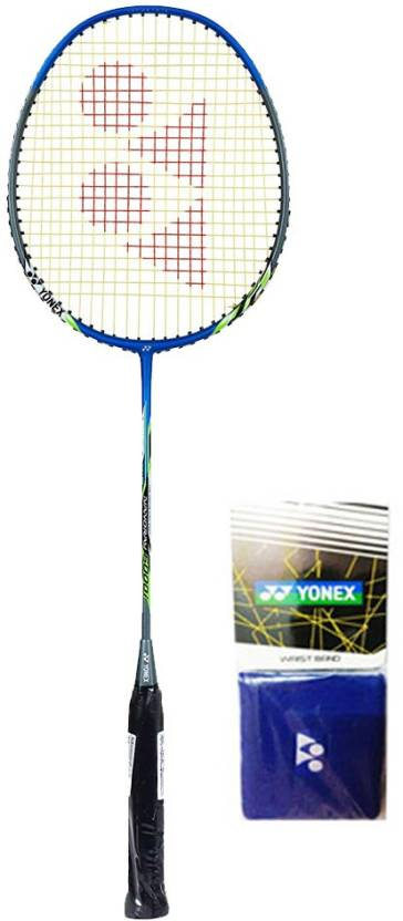 Yonex One Nanoray 6000i, One Wrist Band \ Pack of: 2, 90 g