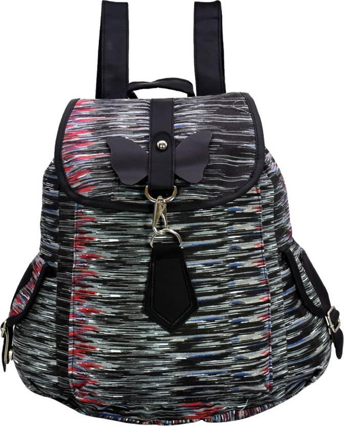 KEKEMI Historage Waterproof Backpack Black, 20