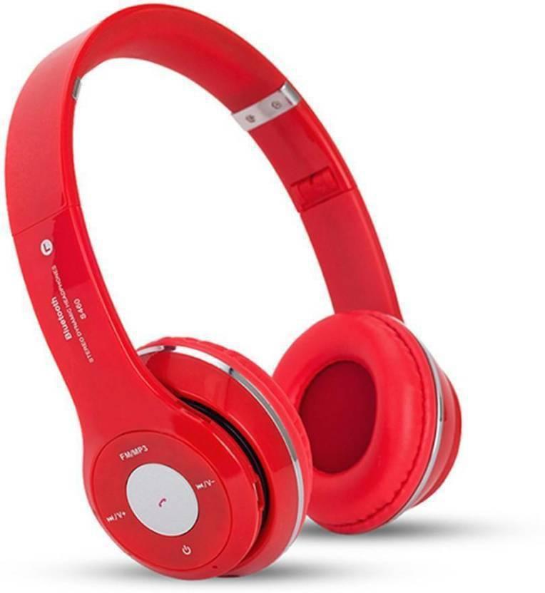 MOBIASHTA Best Quality S460 Wireless Headset Bluetooth Headset with Mic