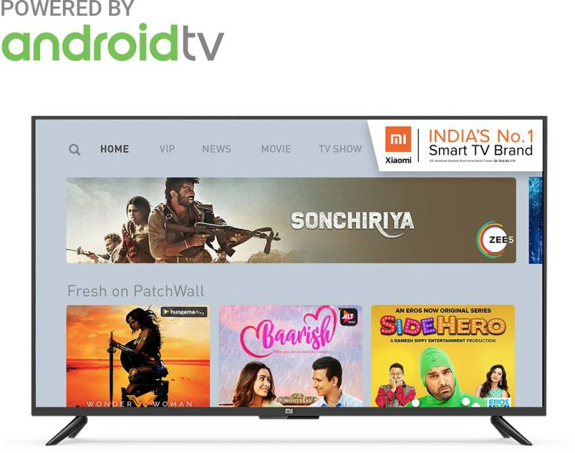 Mi LED Smart TV 4A Pro 123.2 cm  49  with Android Mi Televisions