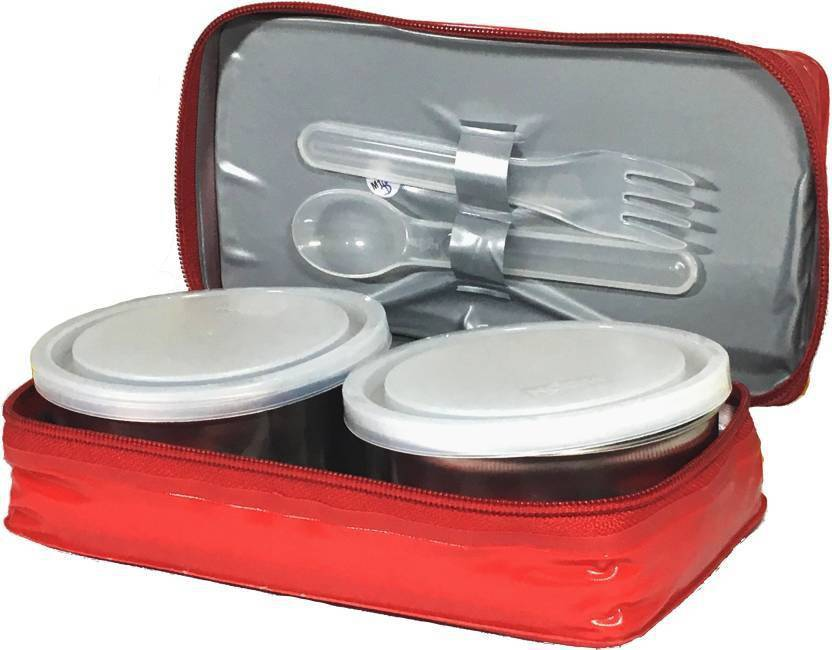Milton Mini Lunch 2 Containers Lunch Box 400 ml
