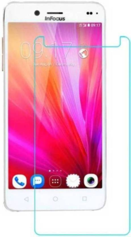SRT Tempered Glass Guard for Infocus M680 Pack of 1