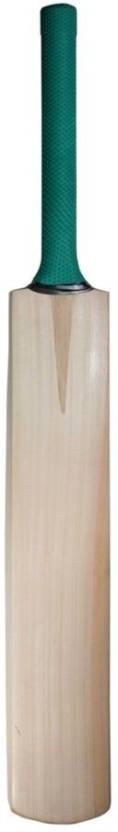 Zuurvi Hand Made Size 5 Tennis Ball Poplar Willow Cricket Bat 700   1200 g