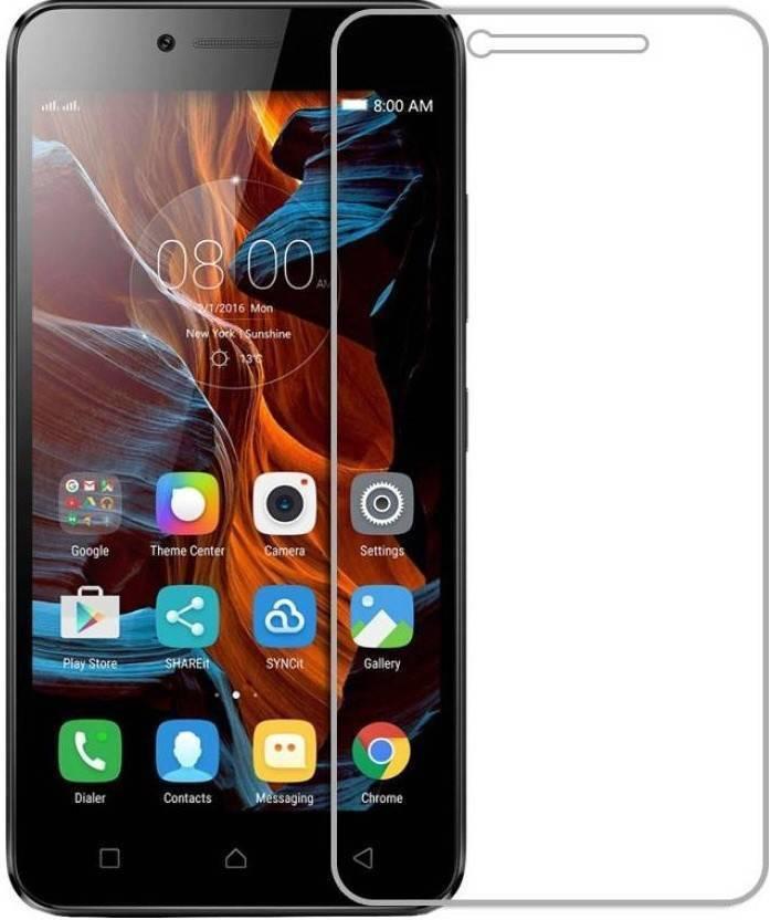 CHAMBU Tempered Glass Guard for Lenovo Vibe K5 Plus Pack of 1 CHAMBU Screen Guards
