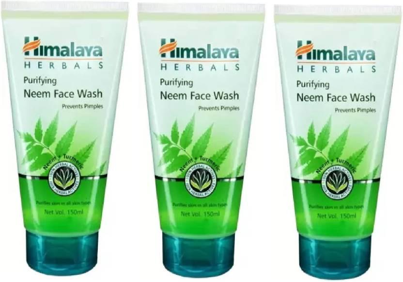Himalaya Purifying Neem Face Wash 450 ml