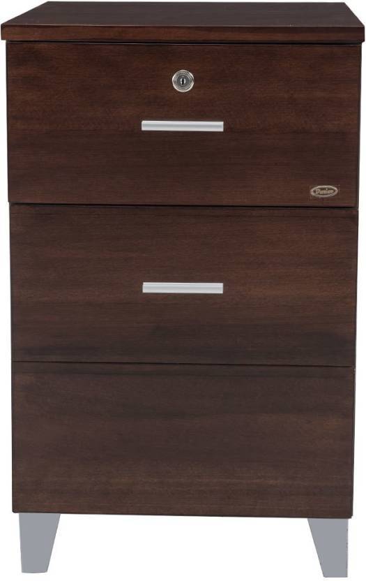 Durian Arrow Engineered Wood Free Standing Cabinet Finish Color   Walnut