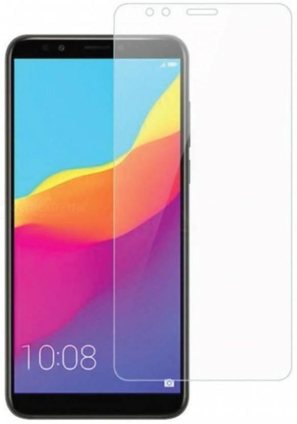 CHAMBU Tempered Glass Guard for Huawei Honor 5C LTE Pack of 1 CHAMBU Screen Guards