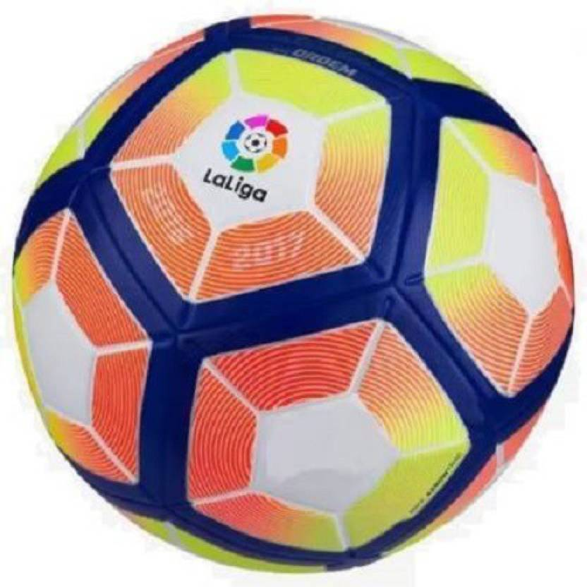 Appena Laliga Football   Size: 5 Pack of 1, Multicolor
