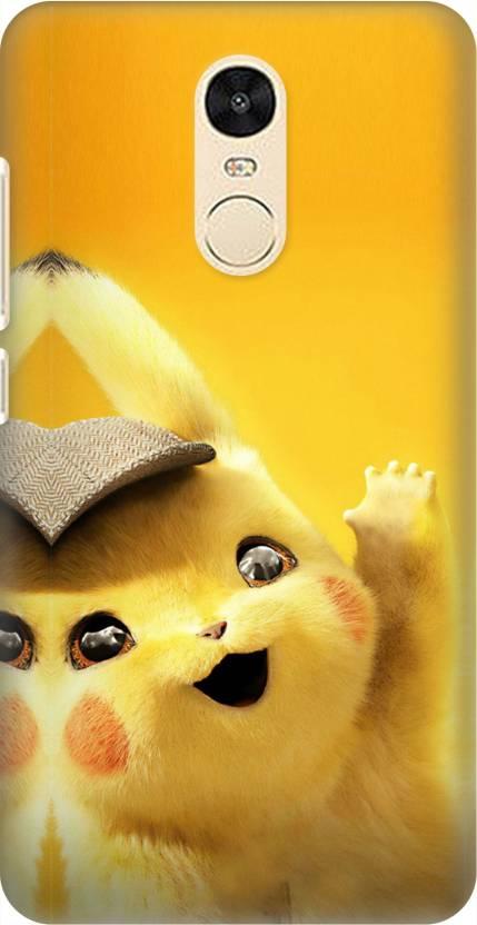 Flipkart SmartBuy Back Cover for Mi Redmi Note 4 Yellow
