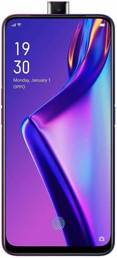 OPPO K3 (Aurora Blue, 64 GB)(6 GB RAM)