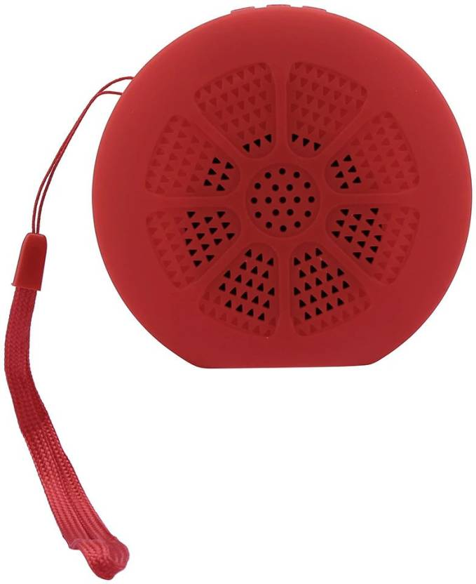 BUY SURETY Premium Quality Wireless Portable Bluetooth Speaker 3 W Bluetooth Soundbar Red, 4.1 Channel