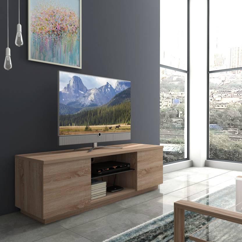 Studio Kook Symphony Global Engineered Wood TV Entertainment Unit Finish Color   Sleeperwood