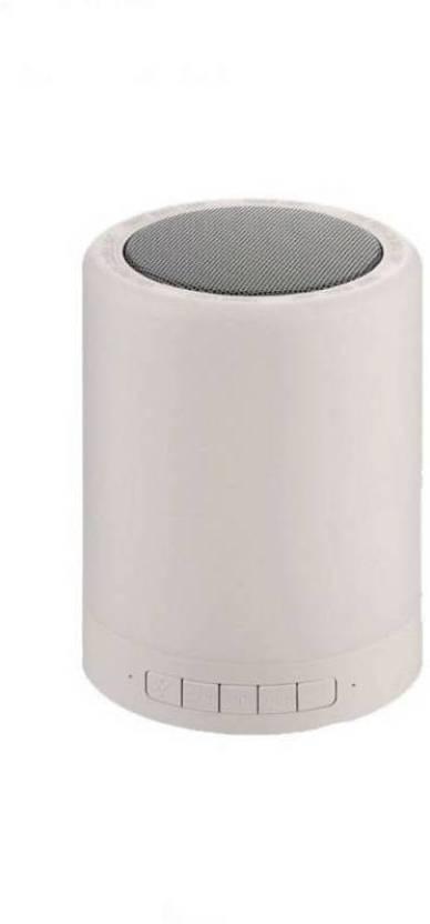 Buy Genuine Portable Wireless Multimedia Mobile/Tablet Rechargeable Speaker 5 W Bluetooth Speaker White, 2.1 Channel