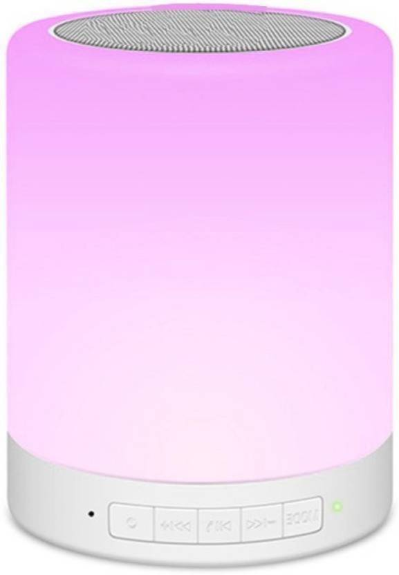 Buy Genuine Portable Wireless Multimedia Mobile/Tablet Speaker 5 W Bluetooth Speaker White, 2.1 Channel