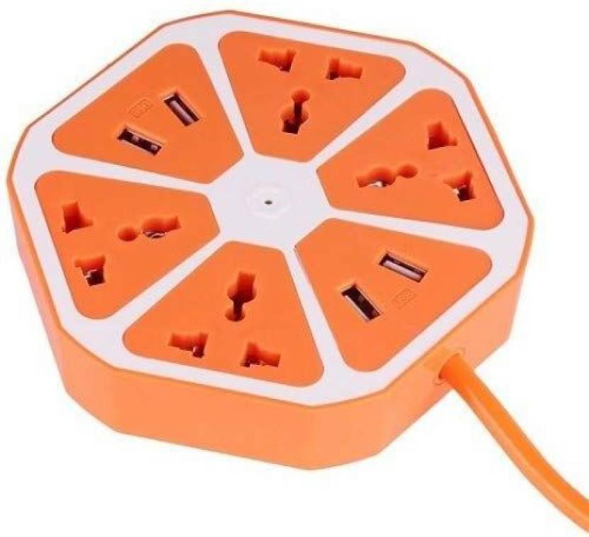 Royalzy socket4 4 A Three Pin Socket