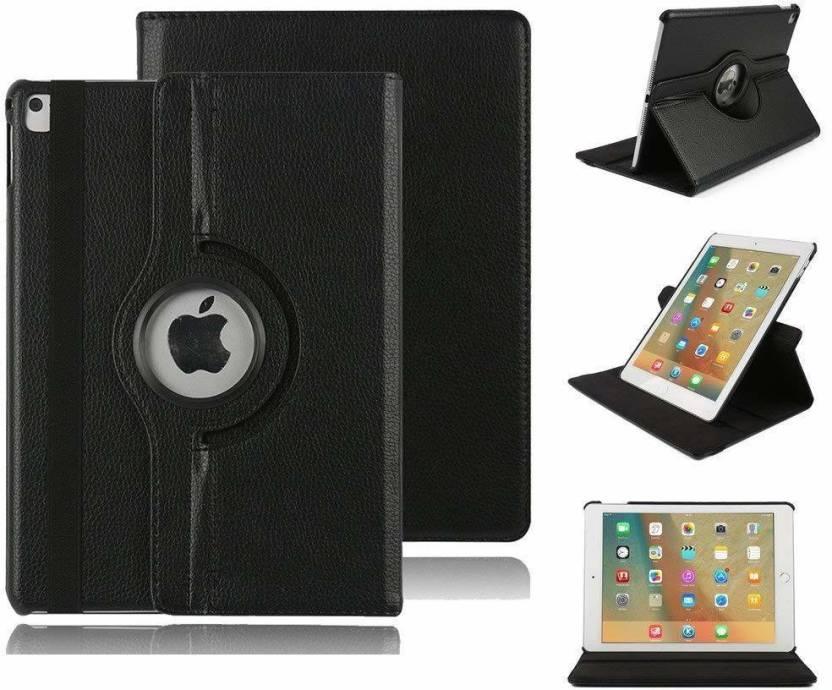 Mobilejoy Book Cover for for Apple iPad Mini 5 7.9\ Black, Dual Protection