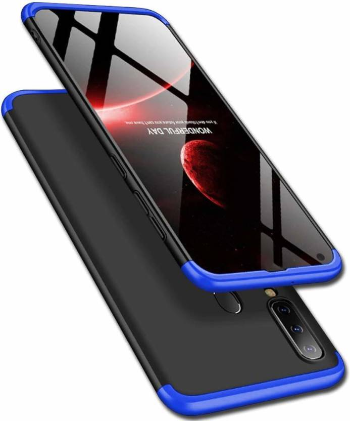 COVERPLAY Back Cover for VIVO Y15 Blue