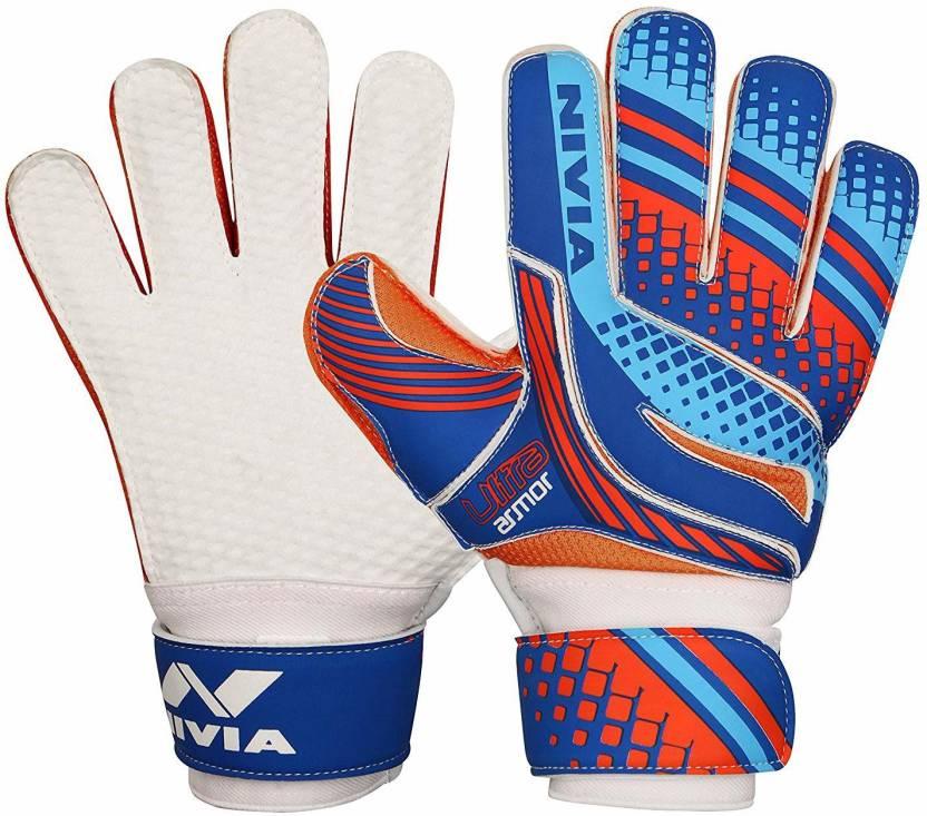 Nivia Ultra Armour Goalkeeping Gloves Multicolor
