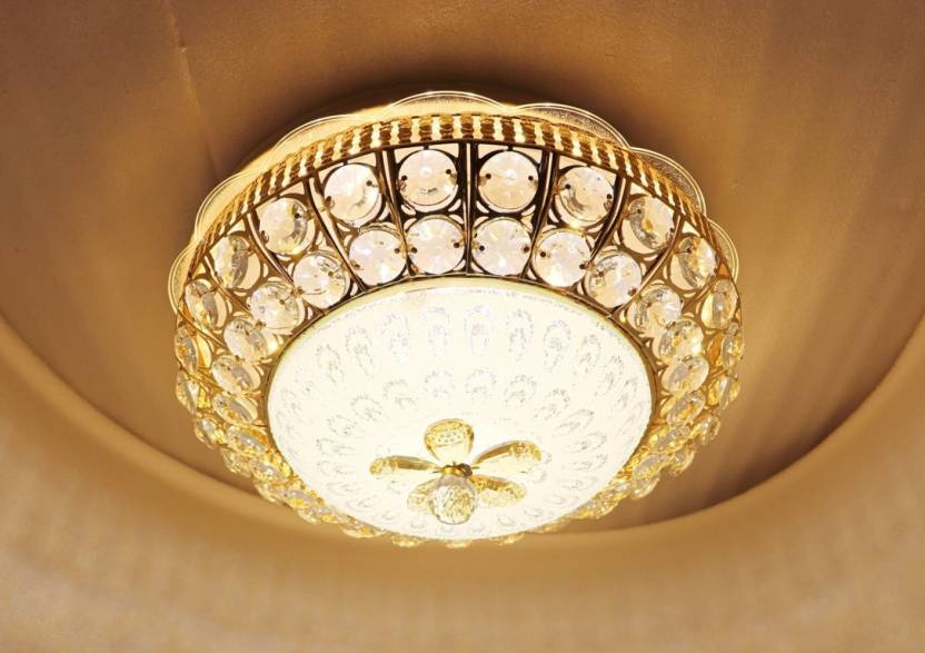 Peacock HomeShop52.com Bluetooth Chandelier Ceiling Lamp