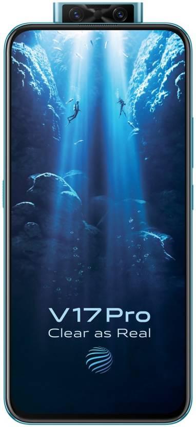 Vivo V17Pro (Glacier Ice, 128 GB)(8 GB RAM)