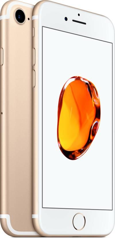 Apple iPhone 7 (Gold, 256 GB)