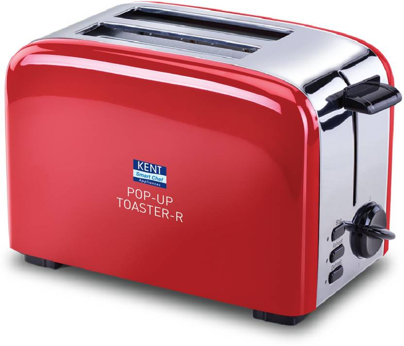 For 1698/-(43% Off) Kent 16030 850 W Pop Up Toaster at Flipkart
