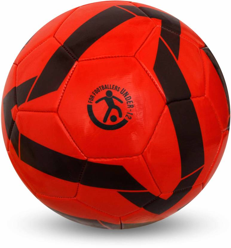 Nivia WORLD FEST Football   Size: 5 Pack of 1, Red