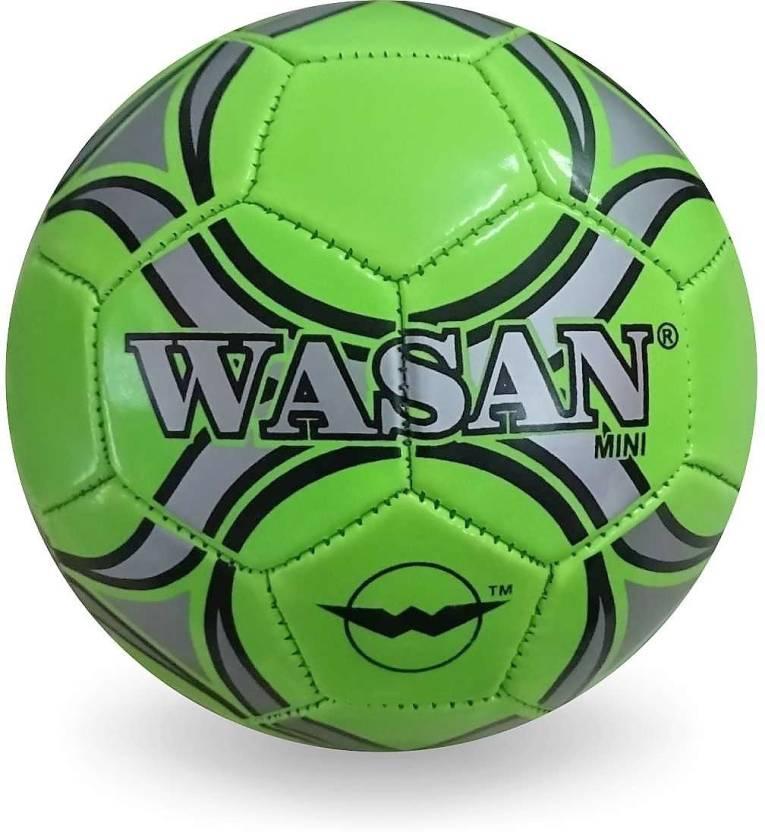 Wasan Mini Football Size 1   Green Football   Size: 1