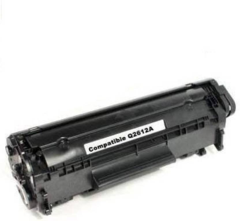 ambrila 12A laserjet cartridge Black Ink Cartridge